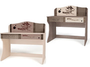 Стол без надстройки Pirat комбинированный