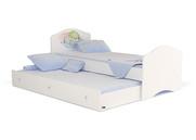 Выдвижной ящик/доп.спальное место  под кровать классика Bears