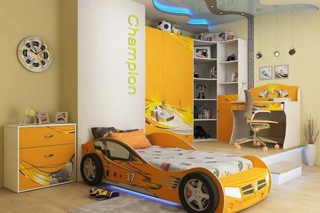 Детская комната Champion