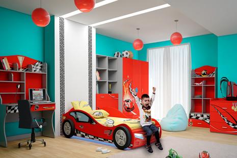 Детская комната Formula