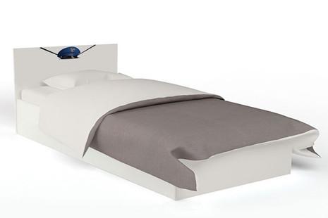 Кровать классика Police без изножья